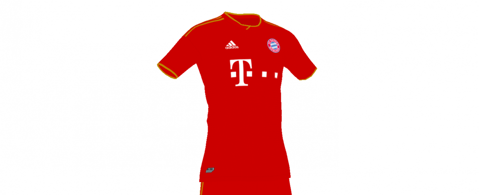 Bayern home concept kit