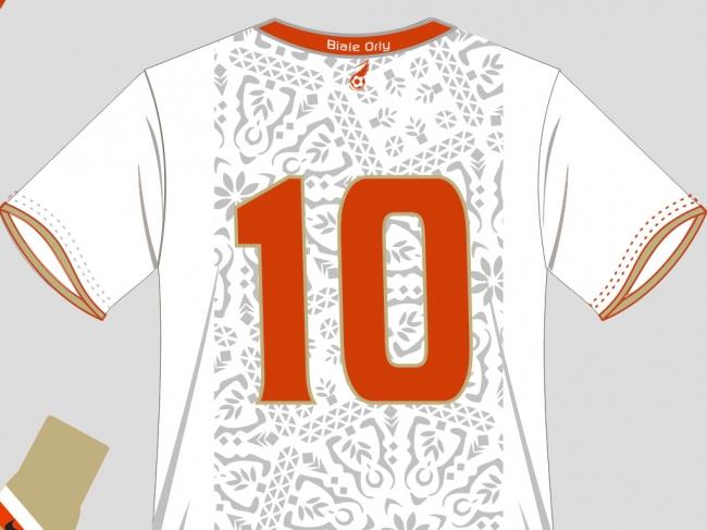 Poland home kit 3