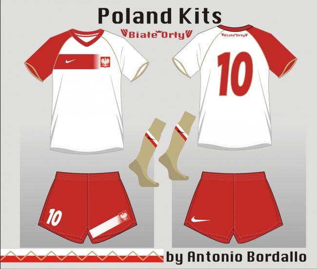 Poland home kit 2