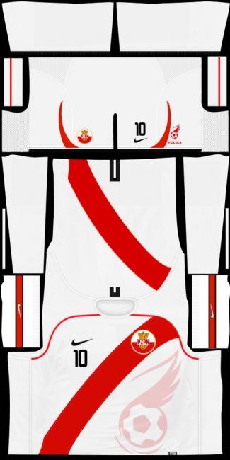 Poland V2 Away Template