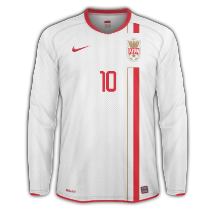 Poland Nike Home v.3