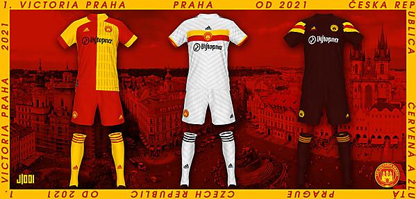 1. FC VICTORIA PRAHA | ADIDAS KITS CONCEPT