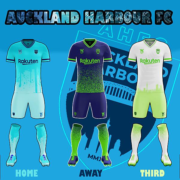 Auckland Harbour   WorldyDesign
