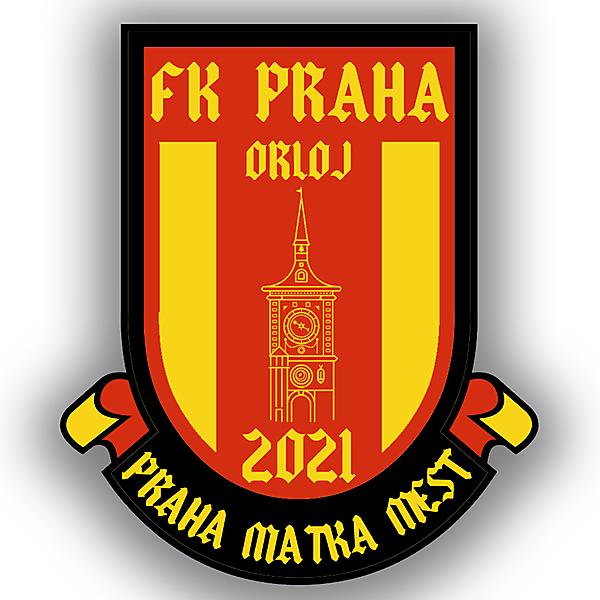 FK Praha Orloj Crest Concept