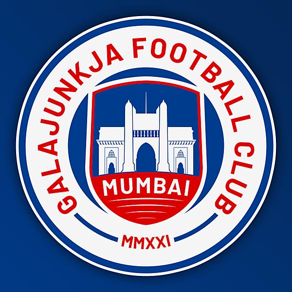 Galajunkja FC   Crest Design