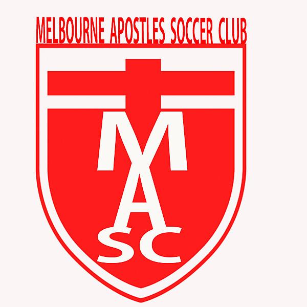 Melbourne Apostle SC (The 12) concept crest