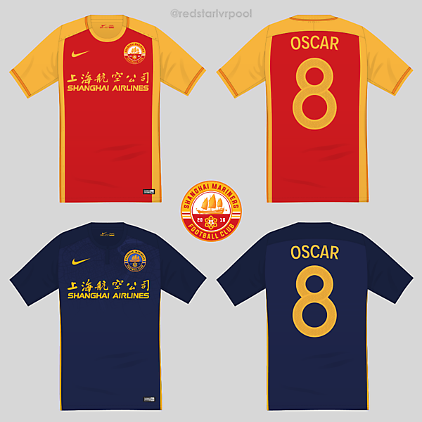 Shanghai Mariners FC