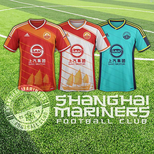 Shanghai Mariners FC kits (1C1C)