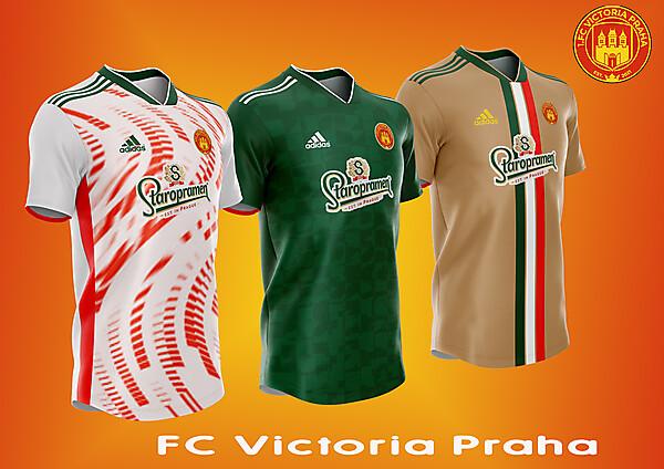 Victoria Praha concept
