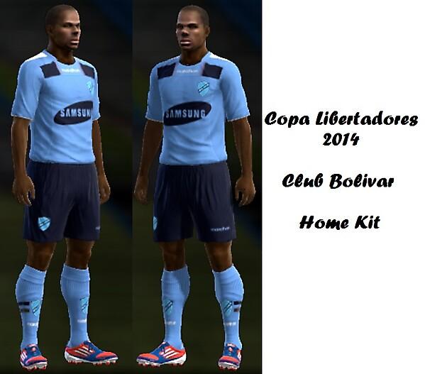 Club Bolivar Home Kit