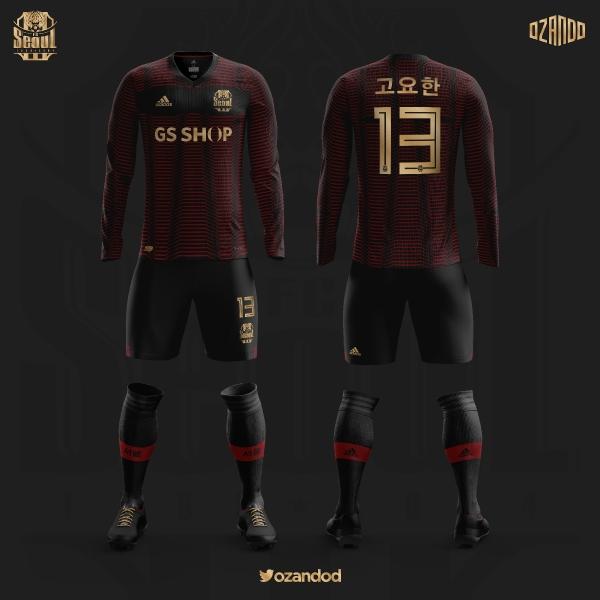 FC Seoul x Adidas | Third