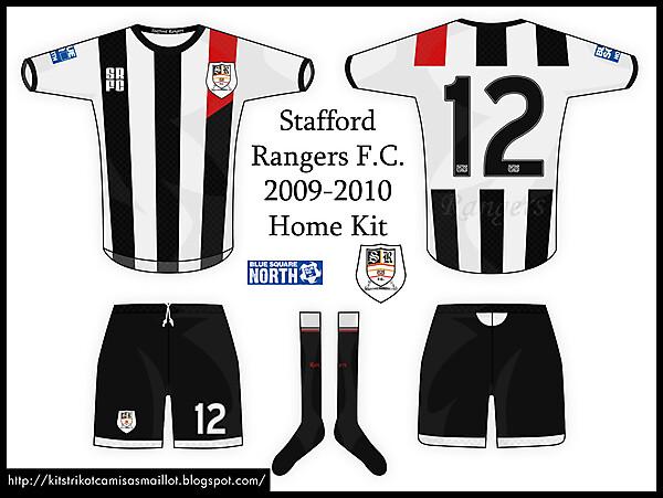 Stafford Rangers Home