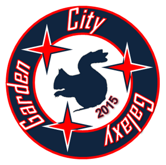 Garden City Galaxy Crest
