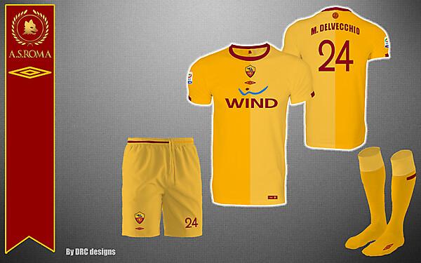 AS Roma 3rd kit