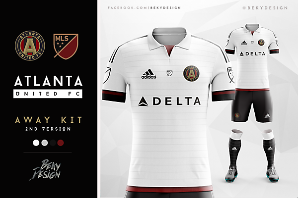 Atlanta United - Away V2