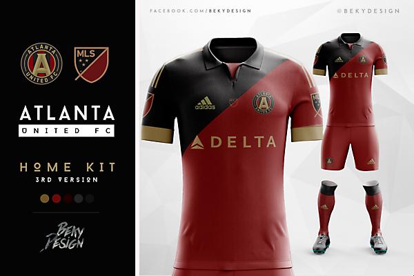 Atlanta United - Home V3