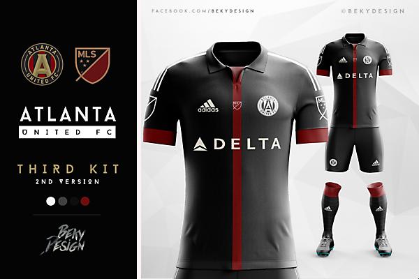 Atlanta United - Third V2