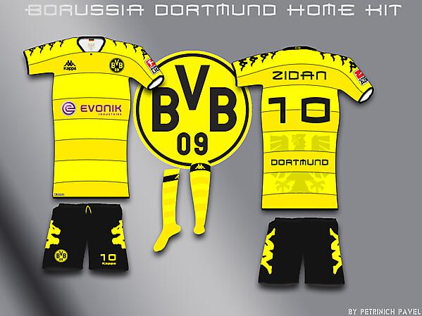 BVB 09 HOME KIT
