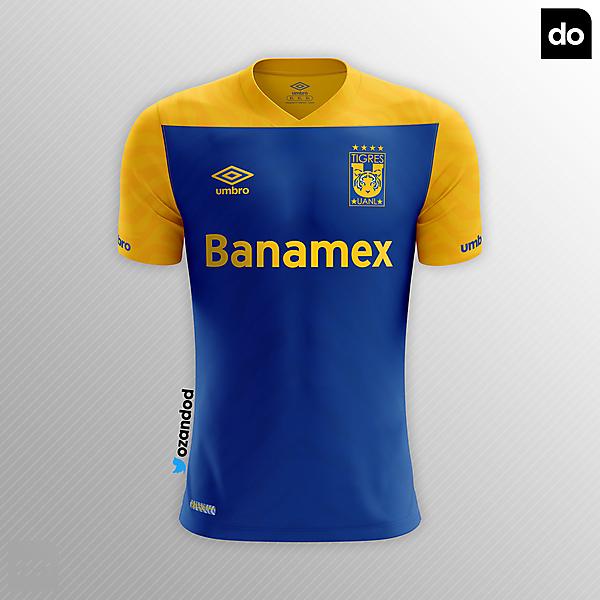 Tigres UANL x Umbro | Away