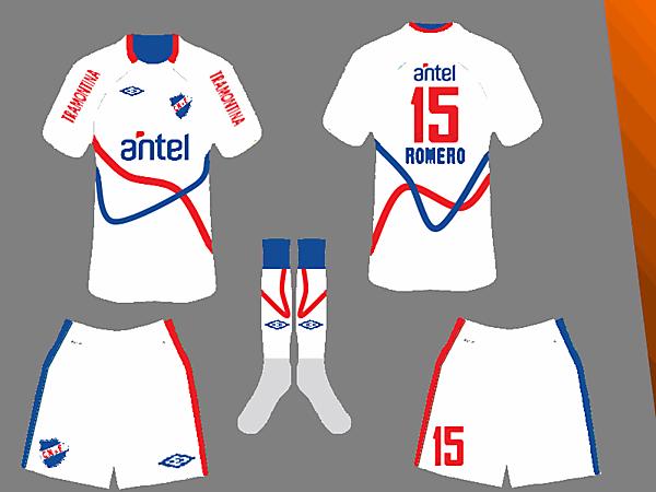 Club Nacional de Football Fantasy Home by Skiboy700