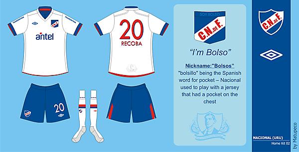 Nacional home kit version 02
