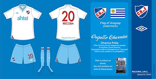Nacional Special Third kit