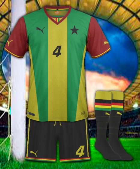 Ghana Future-Vintage