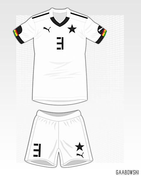 Ghana WC 2014 Home