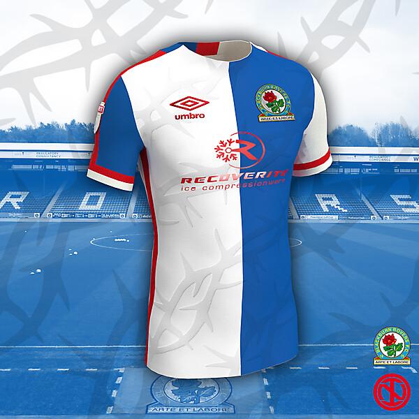 Blackburn Rovers | Home Kit Concept