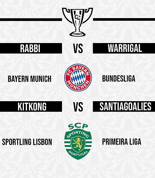 Group A Matchweek 6 Fixtures