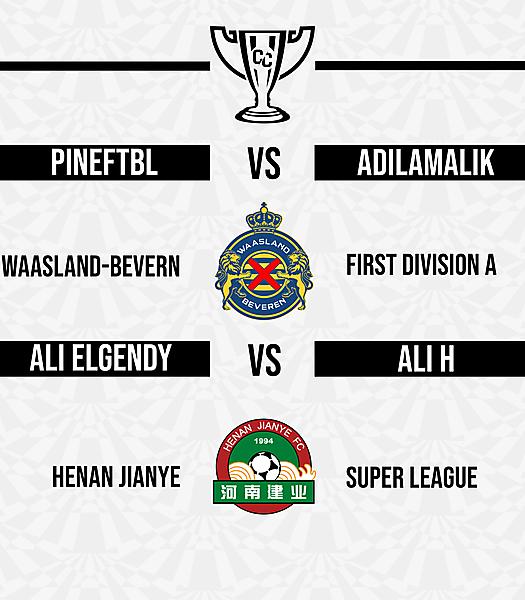 Group D Matchweek 6 Fixtures