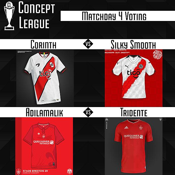 Premier League/Second League Matchday 5 Voting