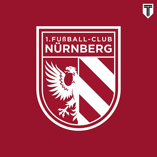 1.FC Nürnberg Crest Redesign