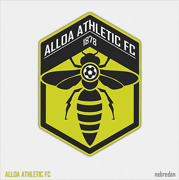 ALLOA ATHLETIC FC