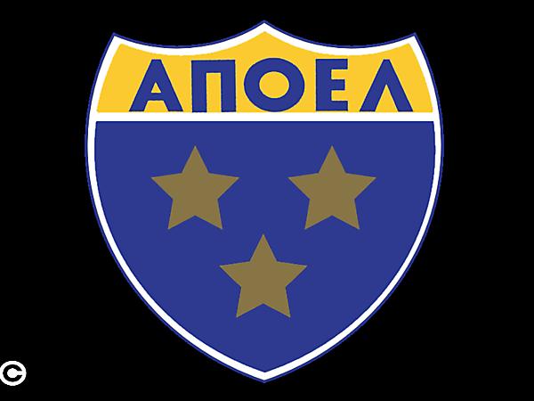 Apoel FC Crest Re-Design