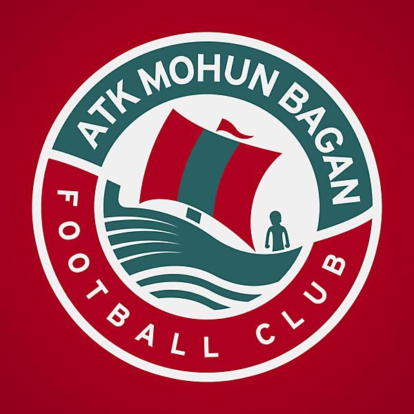ATK Mohun Bagan | Crest Redesign