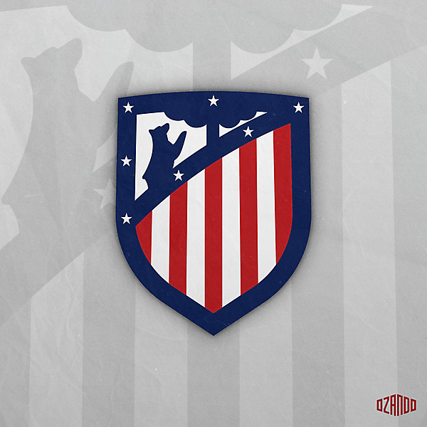 Atletico Madrid :: Crest