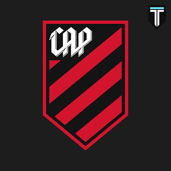 CA Paranaense - Crest Redesign