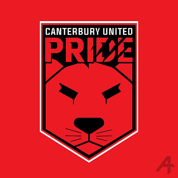 Canterbury Unite Pride Logo
