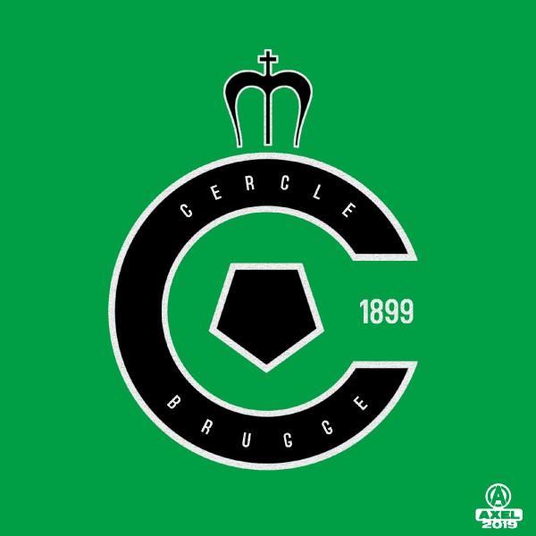 Cercle Brugge - crest redesign