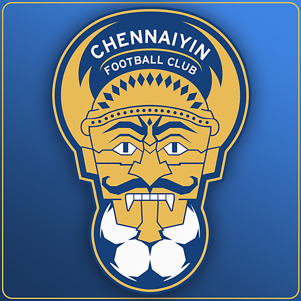 Chennaiyin FC Crest Redesign
