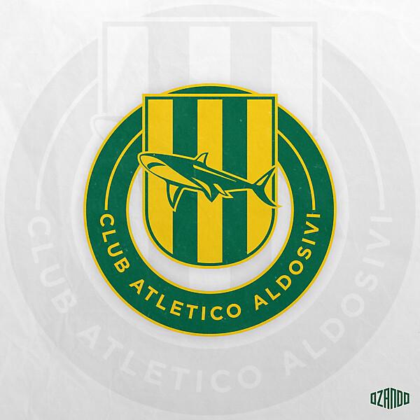 Club Atletico Aldosivi | Crest @ozandod