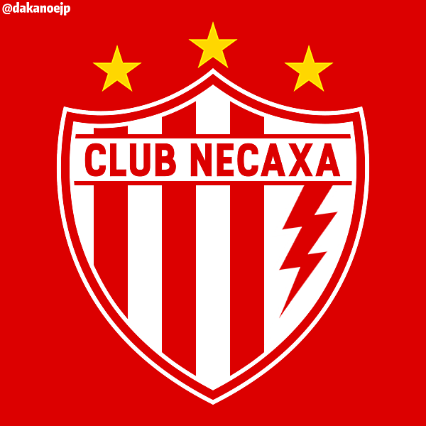 Club Necaxa Crest