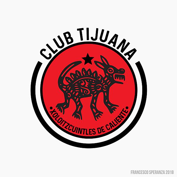 Club Tijuana crest redesign