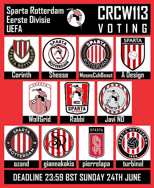 CRCW113 - VOTING