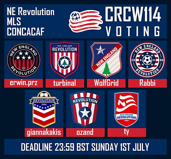 CRCW114 - VOTING