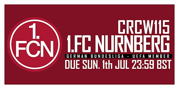 CRCW115 - 1.FC NURNBERG