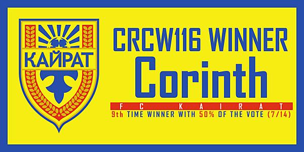 CRCW116 - WINNER