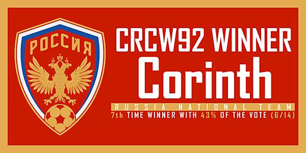 CRCW92 - WINNER