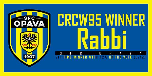 CRCW95 - WINNER